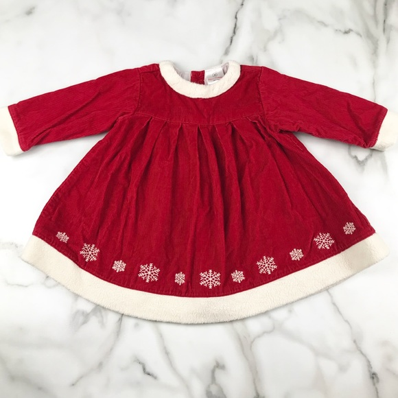 13465ac796430 Hanna Andersson Dresses | Red Winter Christmas Dress A1025 | Poshmark
